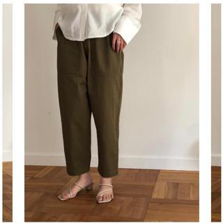 TODAYFUL - gather fatigue pants 38♡