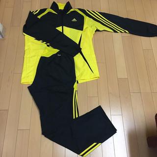 アディダス(adidas)のadidas クロスジャケット セットアップ ジャージ サイズO(ジャージ)
