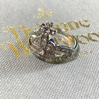 ヴィヴィアンウエストウッド(Vivienne Westwood)の即購入OK! ストーンつきリング(リング(指輪))