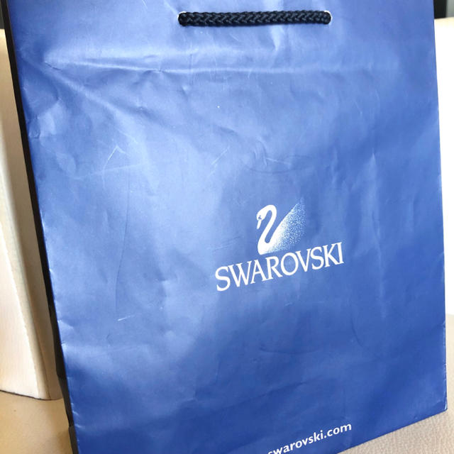 SWAROVSKI(スワロフスキー)のSWAROVSKI ボールペン グリッター ラインストーン ペン インテリア/住まい/日用品の文房具(ペン/マーカー)の商品写真