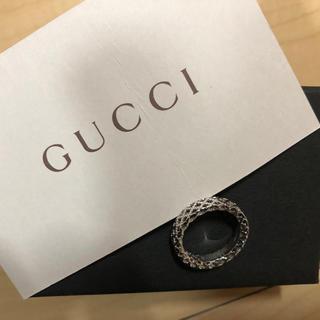 グッチ(Gucci)のグッチリング(リング(指輪))
