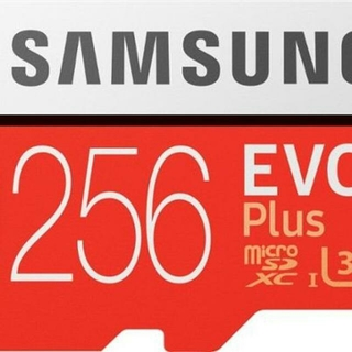SAMSUNG - 送料無料新品 microSDXC 256GB Samsung サムスン EVO