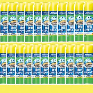 ジョンソン(Johnson's)の22本セット❗️スクラビングバブル 激泡バスクリーナーex(洗剤/柔軟剤)