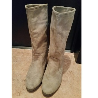 OPAQUE - 美品 オペーク ブーツ 靴 24.5