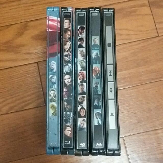 MARVEL(マーベル)の3Dスチールブック エンタメ/ホビーのDVD/ブルーレイ(外国映画)の商品写真