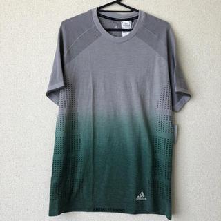 アディダス(adidas)のadidas 半袖 Tシャツ(Tシャツ/カットソー(半袖/袖なし))