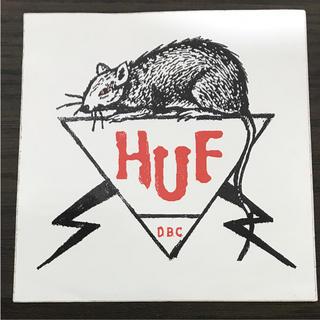 HUF - 【縦10cm横10cm】HUF レアステッカー