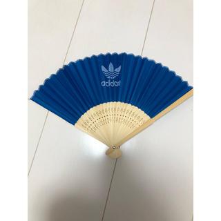 adidas - アディダス  扇子