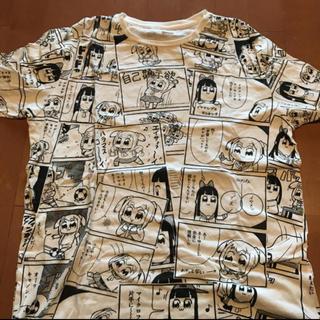 しまむら - ポプテピピック Tシャツ