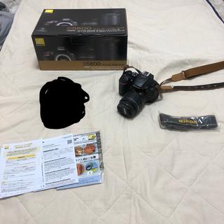 D5600 AF-P DX NIKKOR 18-55mm f/3.5-5.6G