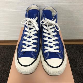 CONVERSE - converse Addict 26cm ブルー