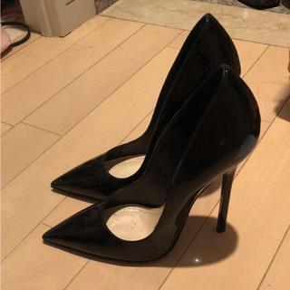 ディオール(Dior)のDior ディオール パンプス 黒(ハイヒール/パンプス)