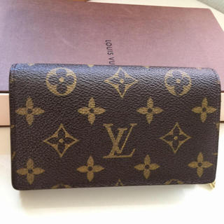 LOUIS VUITTON - 美品です 正規品ルイヴィトンL字ファスナー 折り財布