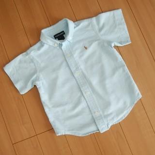 Ralph Lauren - ラルフローレン ボタンダウンシャツ 2T