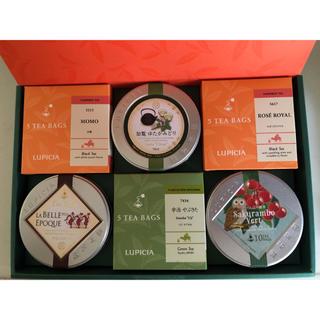 ルピシア(LUPICIA)のルピシア お茶 セット 六個(茶)