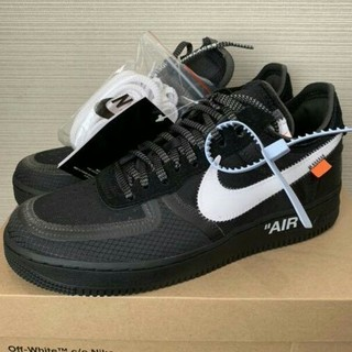 OFF-WHITE - OFF-WHITE NIKE THE 10 AIR FORCE 1 LOW