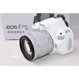 Canon - srrpp様専用新品同様品☆Canon EOS Kiss X9 18-55 IS