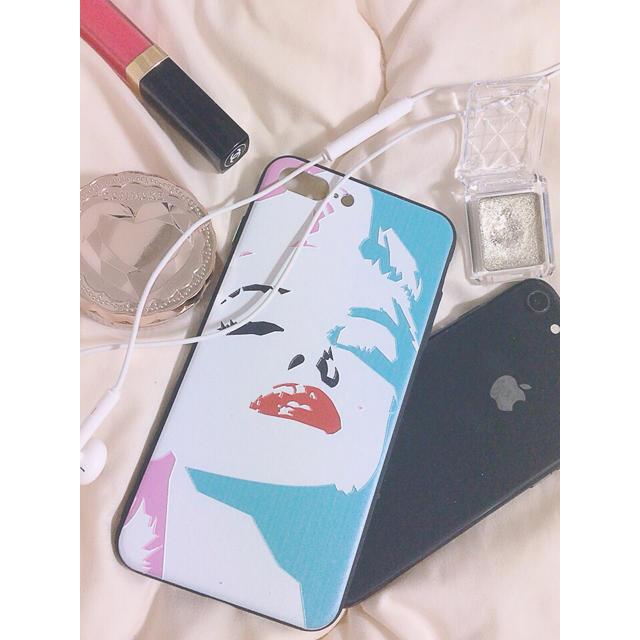 iPhoneケース マリリンモンローの通販 by くま's shop|ラクマ