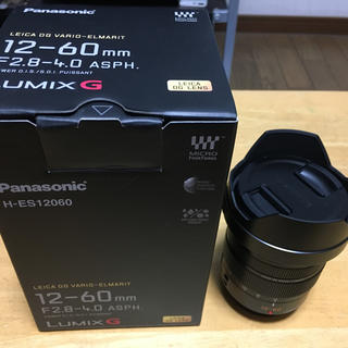 Panasonic - LEICA DG VARIO-ELMARIT 12-60mm F2.8-4.0