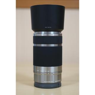 SONY - SONY 望遠レンズ SEL55210