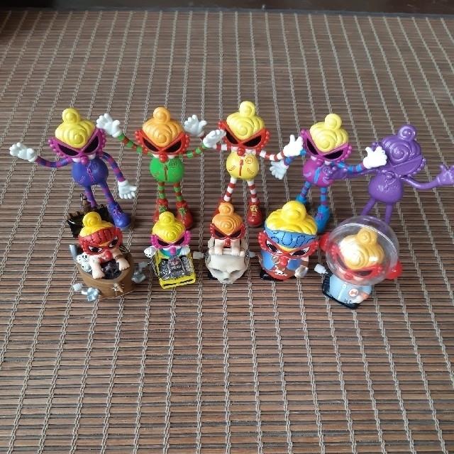 HYSTERIC MINI(ヒステリックミニ)のヒスミニ/フィギュア・トコトコ(全10セット) キッズ/ベビー/マタニティのおもちゃ(その他)の商品写真