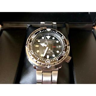 セイコー(SEIKO)の美品 セイコー マリンマスター プロフェッショナル SBBN031 300m(腕時計(アナログ))