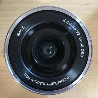 SONY - SONY 標準レンズ SELP1650
