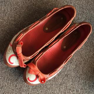 セリーヌ(celine)のceline 靴 24.0 セリーヌ(スリッポン/モカシン)