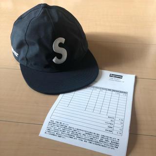 Supreme - supreme S Logo 6panel goretex cap