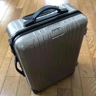 リモワ(RIMOWA)のリモワ サルサ 機内持込サイズ 2輪(トラベルバッグ/スーツケース)