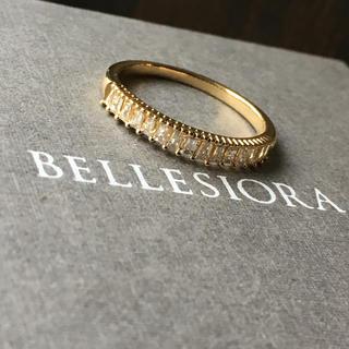 agete - BELLESIORA  ベルシオラ  リング