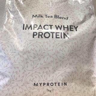マイプロテイン  5kg ミルクティー味
