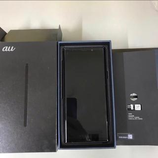 SAMSUNG - Galaxy note9 simロック解除済み