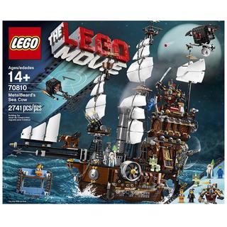 Lego - レゴ 70810 レゴ ムービー メタルひげの海牛 海賊船