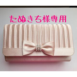 シマムラ(しまむら)のたぬきち様専用(クラッチバッグ)