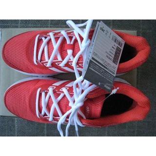 アディダス(adidas)のアディダス ランニングシューズ デュラモライトM 26.0cm(シューズ)