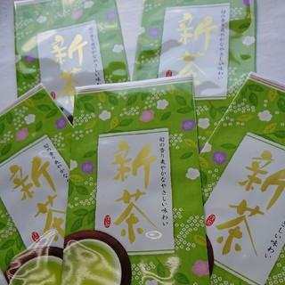 新茶   静岡県産   深むし茶   100g5袋(茶)