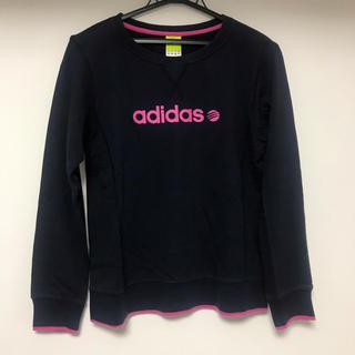 アディダス(adidas)の美品❤︎adidas❤︎アディダス❤︎トレーナー❤︎かわいい❤︎(トレーナー/スウェット)