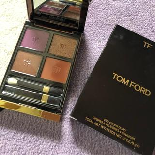 トムフォード(TOM FORD)のトムフォード  ♡アフリカンバイオレット 1回商品 美品(アイシャドウ)