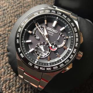 セイコー(SEIKO)のセイコー アストロン SBXB123 8x53  0AV0-2 美品(腕時計(アナログ))