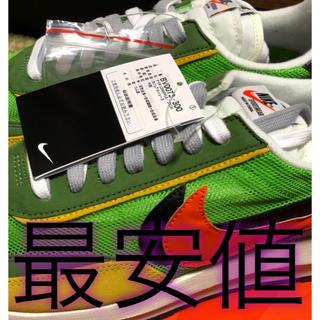 NIKE - 最安値 Nike sacai LDWAFFLE 30センチ