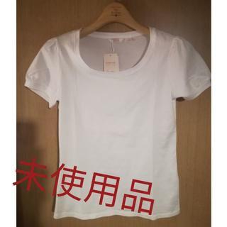 UNIQLO - スクープネック Tシャツ/未使用