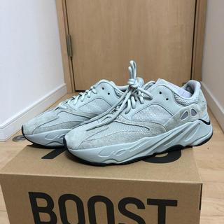 アディダス(adidas)の27.5 yeezy boost 700 salt(スニーカー)