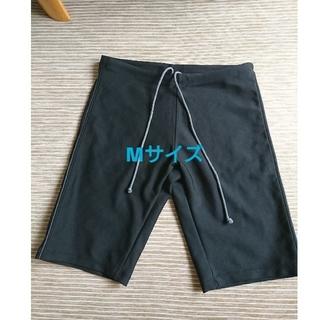 ユニクロ(UNIQLO)のユニクロ 水着 Mサイズ 黒(水着)