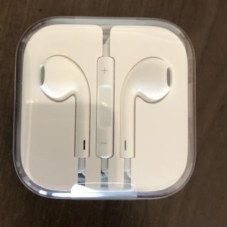 Apple - iPhone純正のイヤホン 未使用品