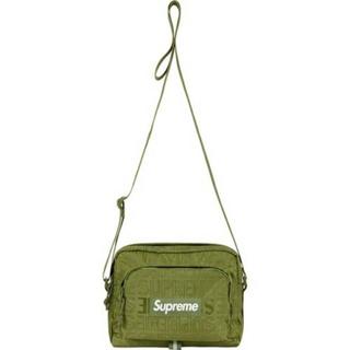 Supreme - supreme ショルダーバッグ 19ss olive