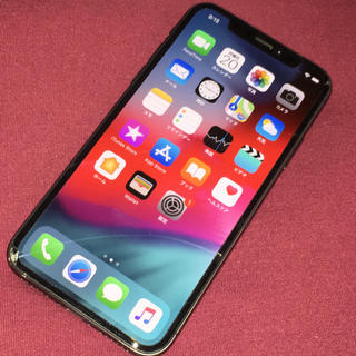 iPhone x 64GB simフリー   docomo 送料無料