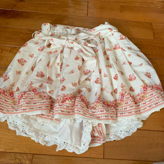 LIZ LISA - リズリサ キュロットスカート