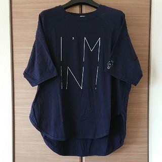 リベットアンドサージ(rivet & surge)の美品♥フリー◆リベット&サージ◆ロゴ半袖Tシャツ(Tシャツ(半袖/袖なし))