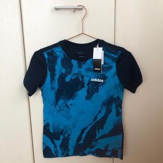 アディダス(adidas)の新品 未使用 アディダス Tシャツ 140センチ(Tシャツ/カットソー)